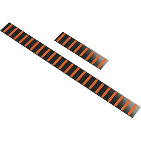 Rapid Racer Products Sticker for ProGuard Standard, black/orange